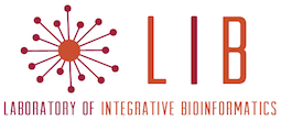 Laboratory of Integrative Bioinformatics | Group of Dr. Vinicius Maracaja-Coutinho Logo